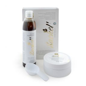 "Alginate Collagen Mask ""Sachel"" Biobalance complete with biogenic tonic"