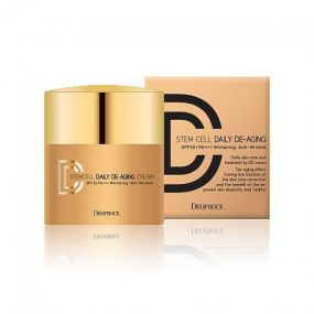 Deoproce Stem Cell Daily DE-Aging Cream SPF50++ PA++ 23. Sand Beige 40g